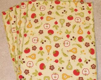 UnPaper Towels- Cleaning Cloths- Eco friendly- Set of 8- Farm Fresh- 32019