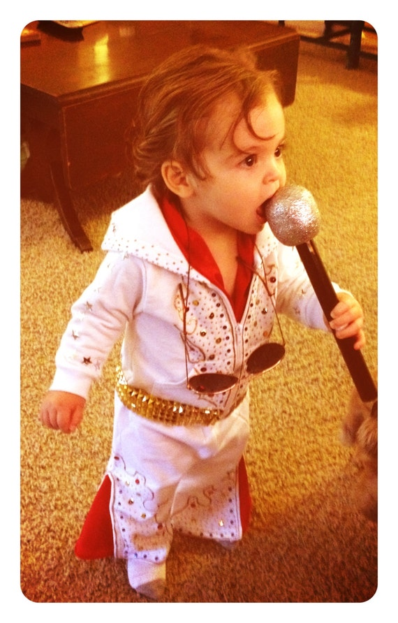 sc 1 st  Etsy : baby elvis costume  - Germanpascual.Com