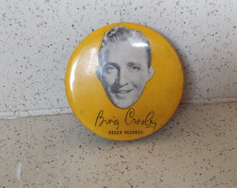 Decca Records Bing Cosby Record Cleaner