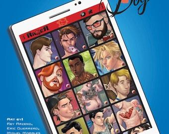 The RageЯ Boyz Book
