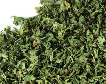 Organic Parsley | Dog Treat recipe | Dried Herbs | Fresh Dried Parsely from the Tiny House Farm