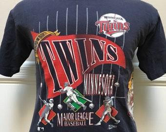 Vintage Minnesota Twins Tshirt