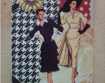 Ladies Fashion Inspired All Occasion Greeting Card