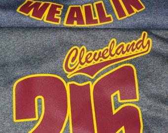216 Ohio, Cavs We all in