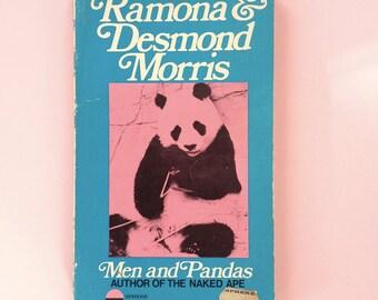 SALE - Men and Pandas - Paperback