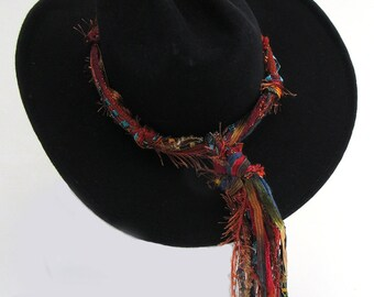 Hat Band, Hat Bands for Women, Cowgirl Hat Bands, Western Hat Bands, Southwestern Hatband, Hat Band Only (Hat Not Included)