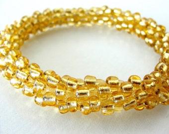 Golden Wheat Bracelet
