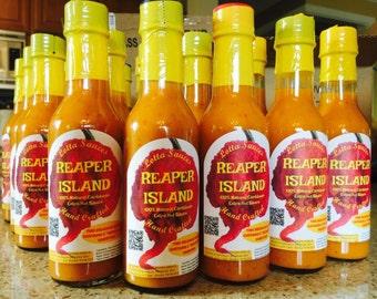 5 oz. Reaper Island Hot Sauce