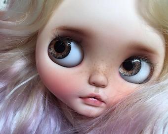 OOAK Custom Blythe Doll Rabbit part3- by Donna
