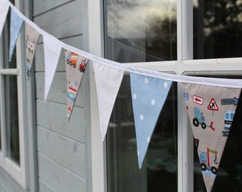 Bunting - Lorry