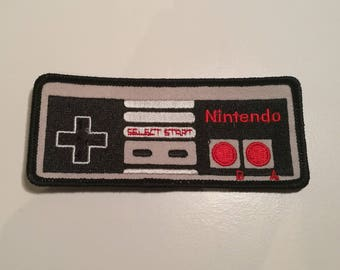 NES controller patch
