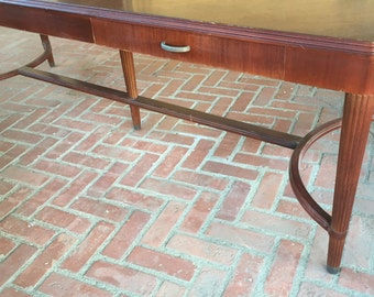 Vintage Mid Century Stow-Davis Conference or Dining Table