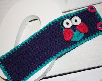 OWL COFFEE COZY, Crochet Pattern,Handmade, Pattern,Owl, Gift, Owl Pattern,Cozy Pattern, Owl Gift, Decor, Lifestyle, Easy / Intermediate