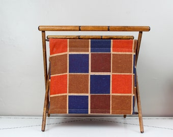 Folding Knitting Basket