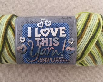 I Love This Yarn
