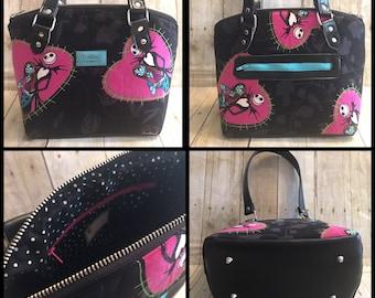 Upcycled  repurposed purse lularoe