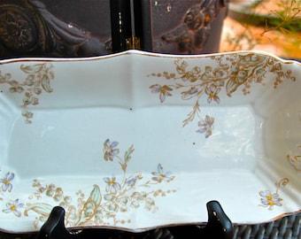 Vintage china serving piece