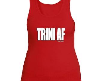 Trini AF Women's Tank Top