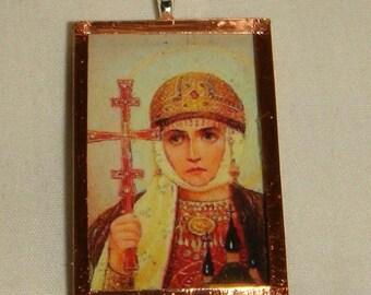 St Olga Pendant inv1938
