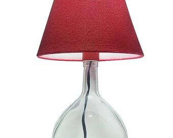Romantic Red Lampshade