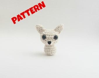 Amigurumi Chihuahua Pattern, Amigurumi Animal Pattern, Amigurumi Dog Pattern, Crochet Dog Pattern, Crochet Animal Pattern, Amigurumi Pattern