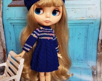 Blythe outfit Blythe dress by NikiDollsToys
