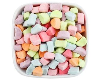 Cereal Marshmallows - marshmallow sprinkles, cereal marshmallows, miniature marshmallows, mini marshmallows