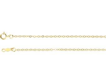 14KT Gold Bracelet - Solid Gold Bracelet - Dainty Bracelet - Everyday Bracelet - Minimal Bracelet - Minimalistic - Delicate- 14KT Bracelet