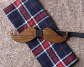 Wood bow tie mustache , Wood Bow Ties for Men, Wedding Bow Tie, wooden bow tie, wooden bowtie, wood bow tie,groomsmen gift,