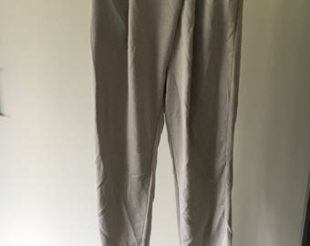 Grey Business Pants