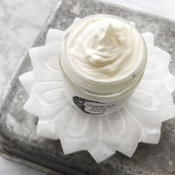 Organic Whipped Body Butter  // All Natural // Vegan