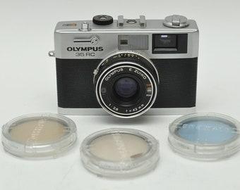 Olympus 35 RC Compact Rangefinder Camera