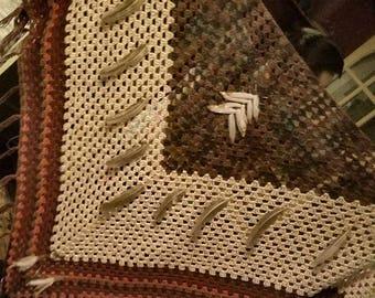 Hippie Shawl Pattern
