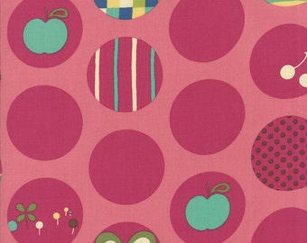 Avant Garden Dots in Petal Pink by Momo for Moda Fabrics
