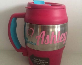 20 oz BUBBA KEG Personalized, Travel Mug