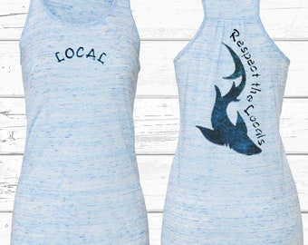 Respect the Locals Tank Top