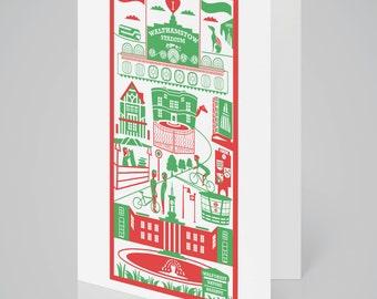 Walthamstow, London card