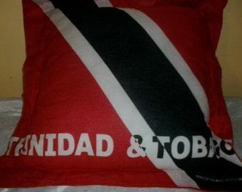 TRINIDAD &  TOBAGO - Pillow