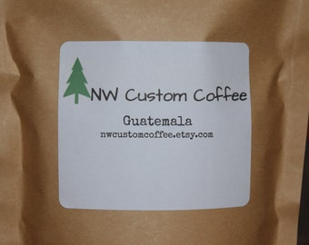 1 Pound of Guatemala Fair Trade Coffee