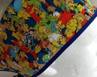 Where's Bart Simpson? Surgical Scrub Hat