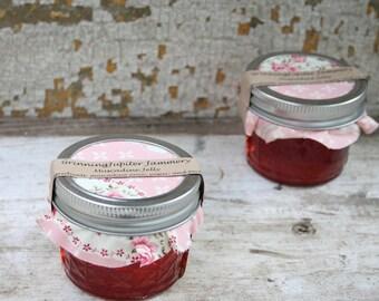 Homemade Wild Muscadine Jelly-4oz