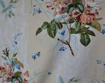Vintage Colefax and Fowler 'Gallica' 1981  3.6 metres