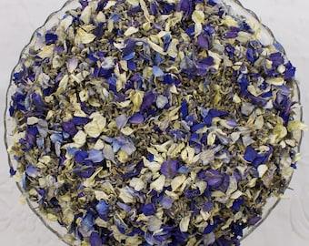 Biodegradable Confetti, Dried Natural Petals, PROVENCE