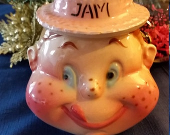 JAM jar from the 50's