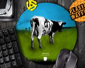 Pink Floyd Atom Heart Mother #2 Round MousePad