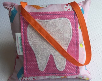 Tooth Fairy Pillow - Cupcakes