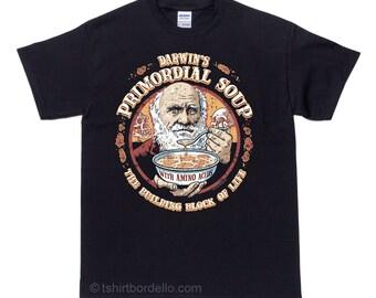 Darwins Primordial Soup T Shirt