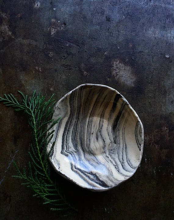 Marbled Bowl