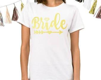 Bride Tribe - Bride T-Shirt