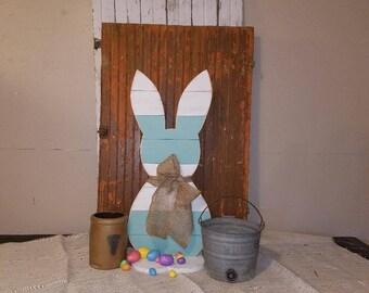Country decor,Bunny decor,Farmhouse decor,Easter decor,Primative easter decor,Home Decor,Holiday Decor